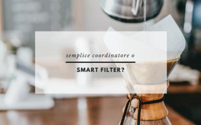 SEMPLICE COORDINATORE O SMART FILTER?