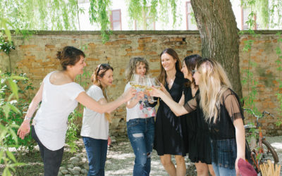 IL PRIMO RETREAT PER WEDDING PLANNERS