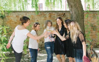 IL PRIMO RETREAT PER WEDDING PLANNERS