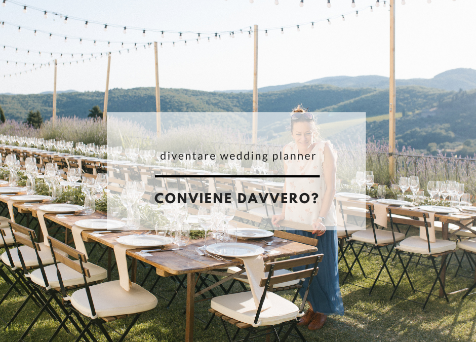 Diventare wedding planner conviene davvero?